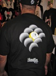 New! Hustlin USA 9 Ball Rack Shirt