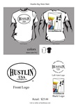 Hustlin USA Big Slick Shirt