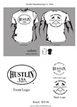 Hustlin USA Manufacturing Shirt