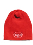 Hustlin Scull Cap (Red)