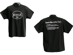 Hustlin USA Definition Shirt