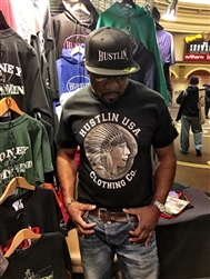Hustlin USA Native Shirt